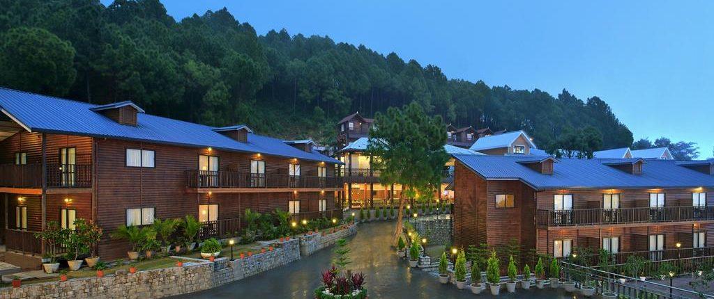 The Pavilion - Jasper Hotel Representation